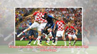 World Cup final VAR: Ivan Perisic handball controversy GIFTS France penalty vs Croatia