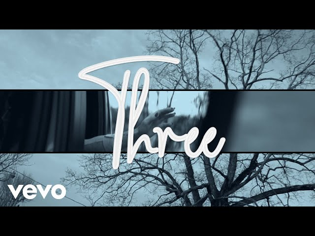 Lauren Alaina - Three (Lyric Video)