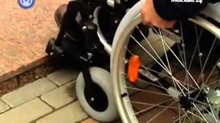 Акция «Москва. Доступ есть» на инвалидных колясках