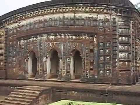 terracotta temple at Bishnupur