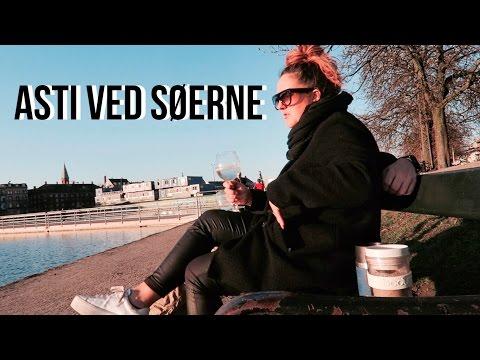 HYGGE PÅ EN BÆNK VED SØERNE | MiniVlog