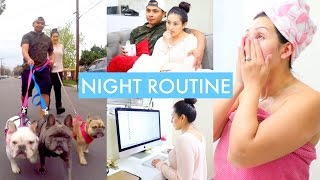 MY NIGHT ROUTINE 2017 | BEAUTYYBIRD
