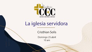 Culto Domingo 25 de Abril