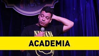 Rodrigo Marques - Academia - Stand Up Comedy