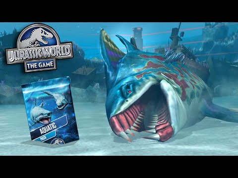 NEW BATTLE ARENA + AQUATIC DRAFT BATTLES!! || Jurassic World - Lagoon Series - Ep 37 HD