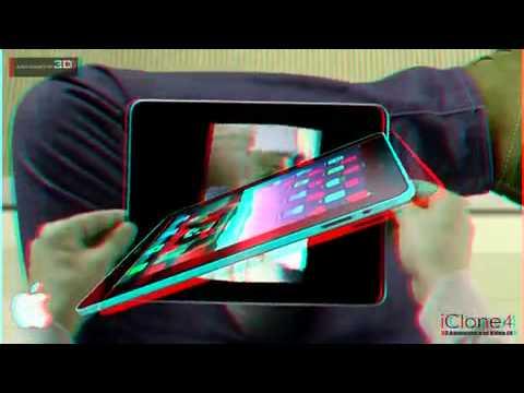 si vous navez pas ipad regarder sa avec vos lunette 3d youtube. Black Bedroom Furniture Sets. Home Design Ideas