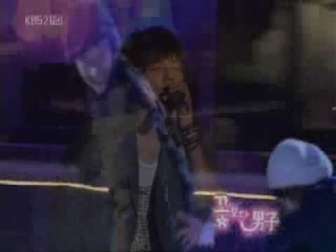 ~Lee Min Ho My Everything sing for Koo Hye Sun~