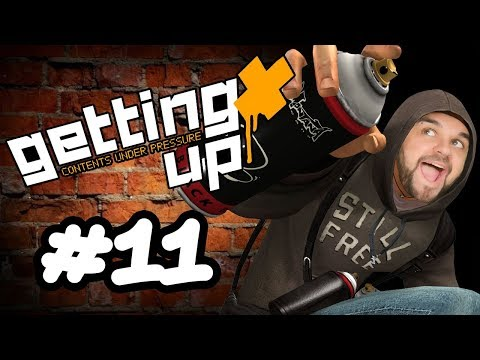 Best Friends Play Marc Eckō's Getting Up - Contents Under Pressure (Part 11)