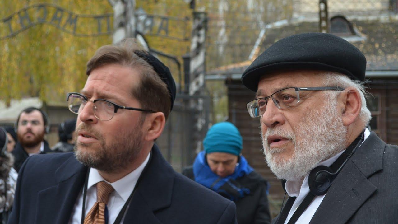 הזמנה למסע  בעקבות ההיסטוריה היהודית עם הרב אהרן לוי.