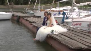 Юрий и Дарья Омск Свадьба 2015