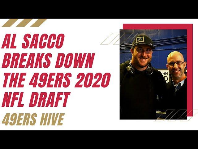 Al Sacco Breaks Down the 49ers 2020 NFL Draft