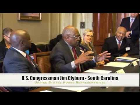 "OIC Of America ""On The Hill"" - U.S. Rep. Jim Clyburn"