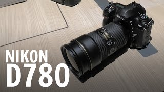 Nikon D780: Hands-on al CES di Las Vegas