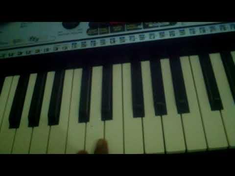 Belajar Not Angka dengan keyboard 12