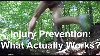 Injury Prevention for Runners: What *Really* Works?