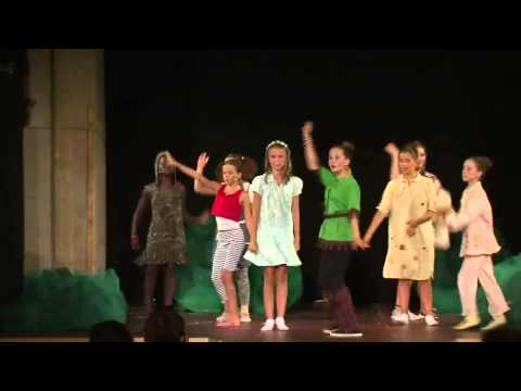 Peter Pan Musical - Sono Solo Canzonette (Riviera Musical)