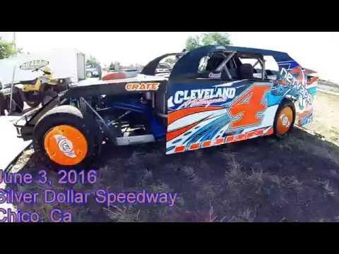 Willie Horn Jr's IMCA Sport Mod at Sliver Dollar Speedway