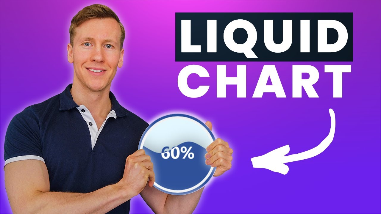 Create A Liquid (Water Polo) Chart From Excel Data in Python | 'PyeCharts' Tutorials