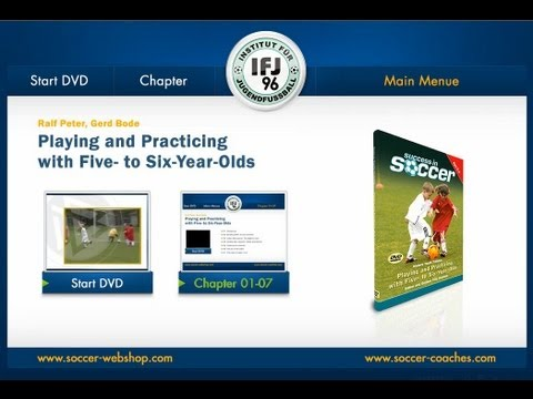 Youth Soccer – Modern Youth Training – Part 1