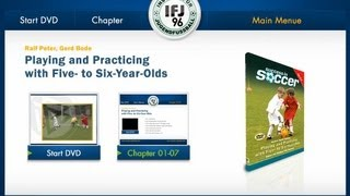 Youth Soccer - Modern Youth Training - Part 1