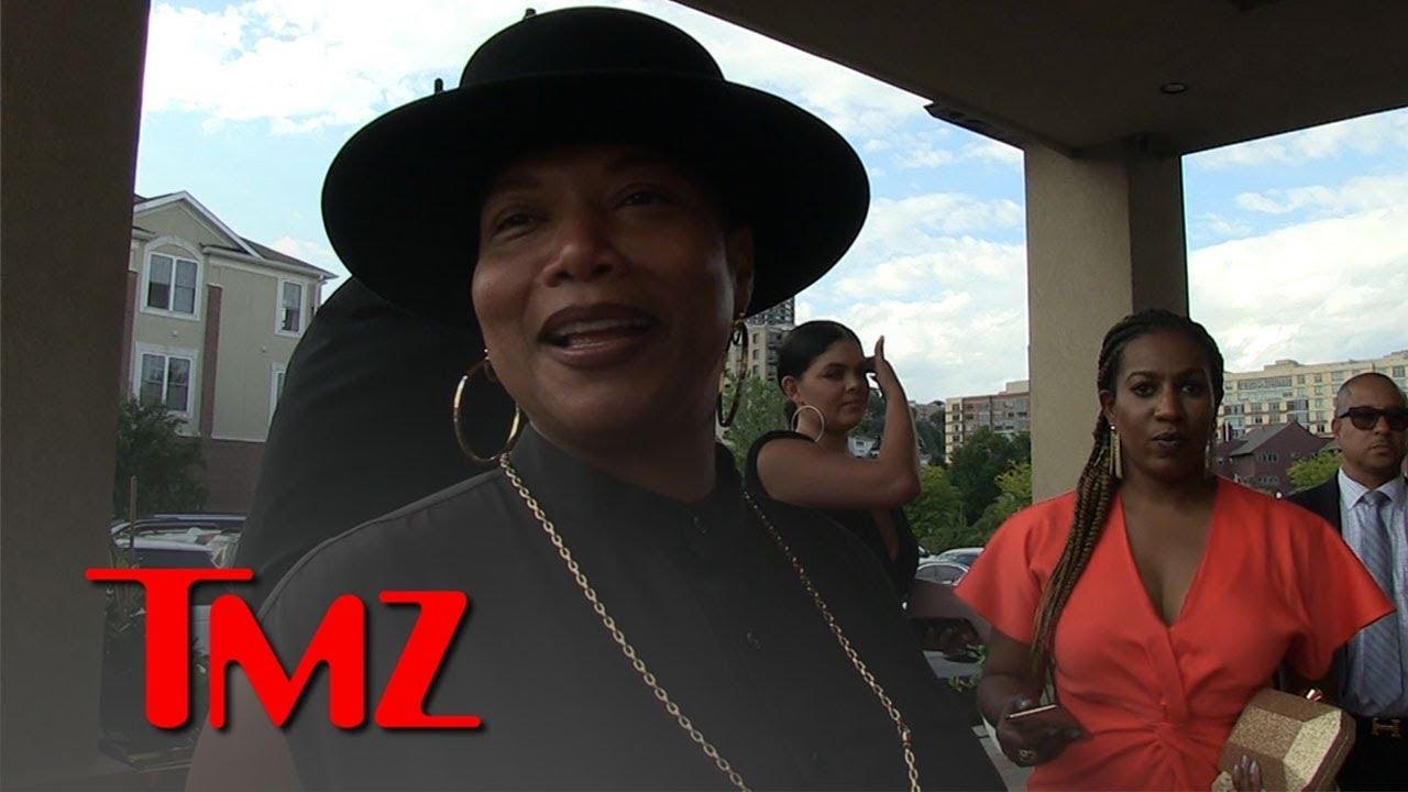 Queen Latifah Says Nicki Minaj Will Come Out of 'Retirement' | TMZ