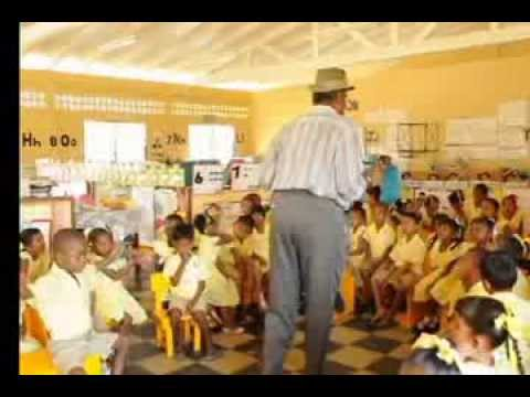 Guyanese traditional stories being told in schools in Guyana