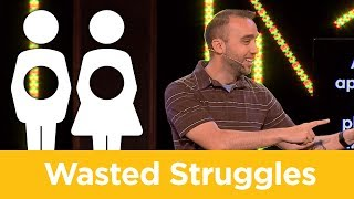 Gambar cover Message | Hollow - Wasted Struggles (Week 1)