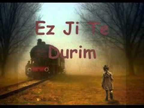 Azad Özdemir - Ez Jı Te Durım(Çiyayen Me)