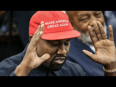 "Kanye West Claims Democrats ""Brainwashed"" Black Americans To ""Abort Children"" 