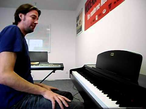 How to play Acid Jazz on Piano Carsten Homberg german.AVI