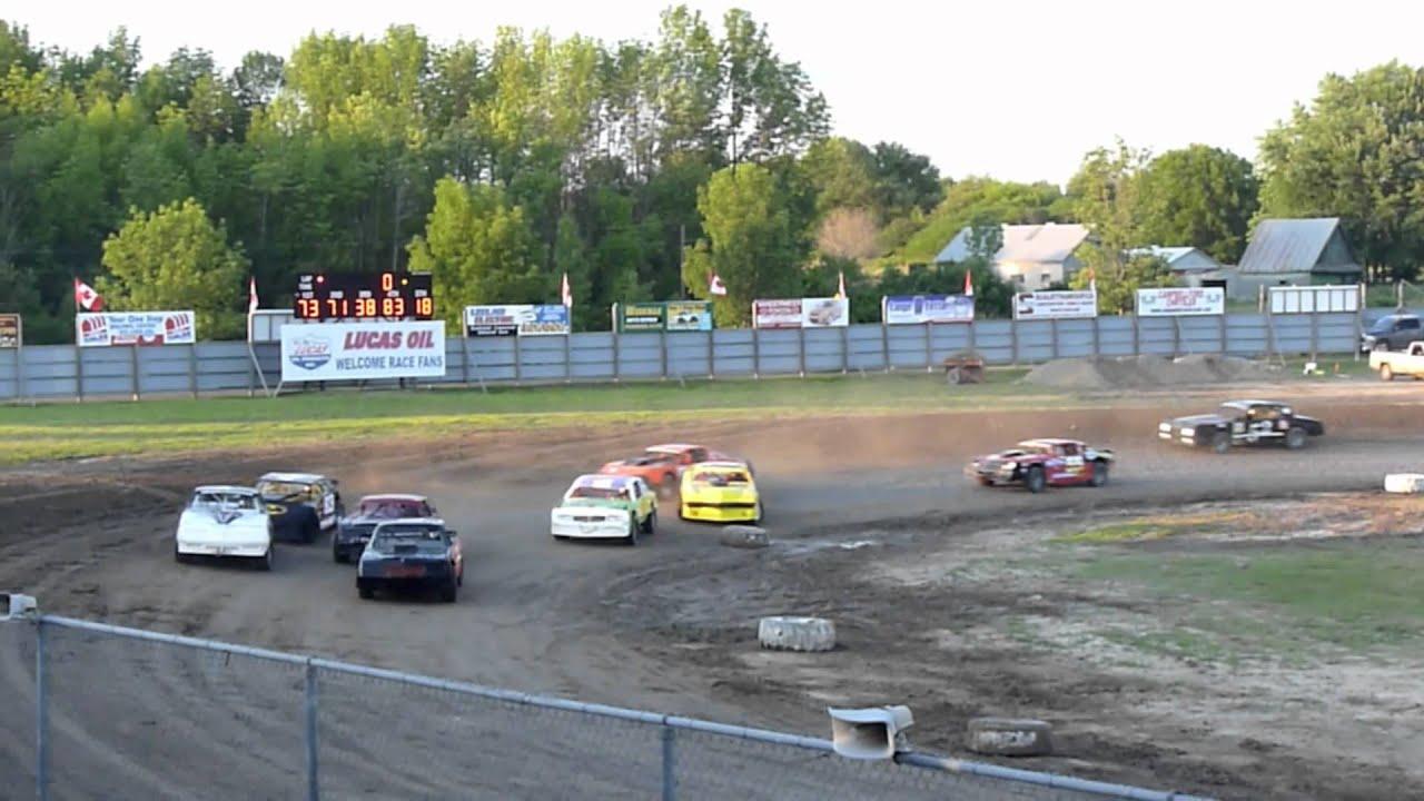 Stock Car Racing Brighton Ontario