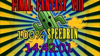 Final Fantasy VIII : 100% Speedrun in 14:42:01