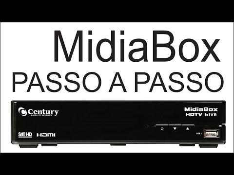 Midia Box B1 Apontamento De Antena No Starone C3