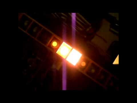 FireFly Sound Lighting Tower DIY Home Build Visual Effect like Color Organ Part #4