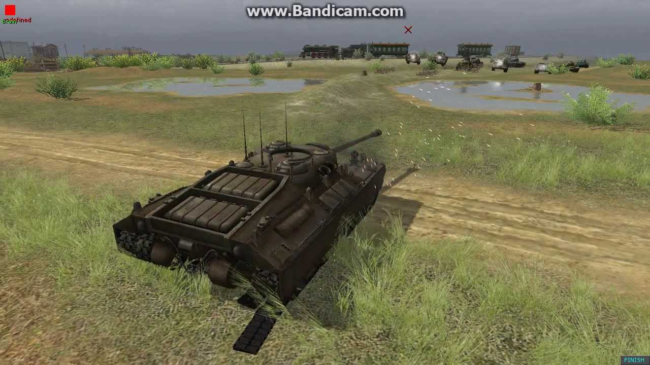 tank destroyer game