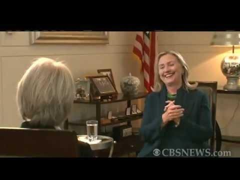 Хиллари Клинтон: Пришел увидел и убил Убийство Каддафи