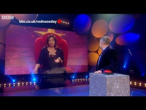 In Graham's Chair  - Red Nose Day 2011 - BBC Comic Relief Night