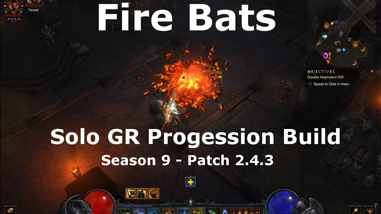 Witch Doctor Diablo  Build Season
