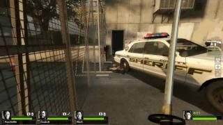 Left 4 Dead 2 Gameplay [HD]: Dead Center Uncut Deutsch (German) PC - Teil 2