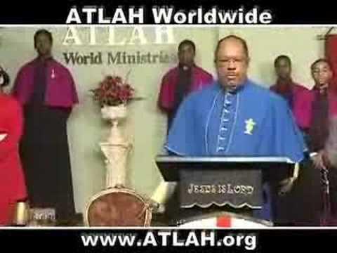 ATLAH Worldwide Ministry explains slavery mentality