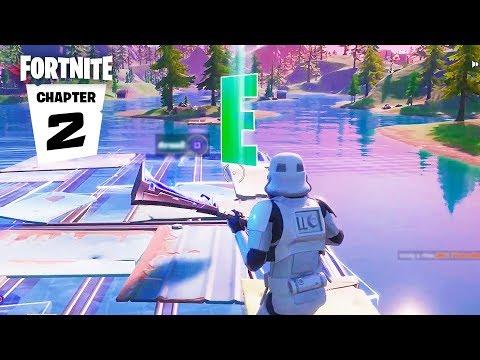 Fortnite Chapter 2 Season 1 - Letter
