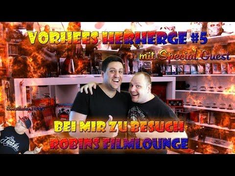 Vorhees Herberge #5 - Besuch von Robin´s Film Lounge + Special Guest