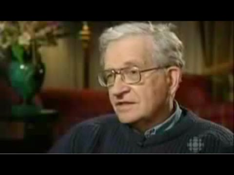 Noam Chomsky on U.S. Foreign Policy