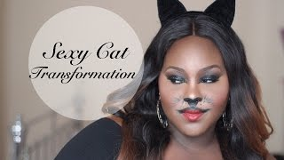 'Sexy Cat transformation- Just for fun!' Thumbnail