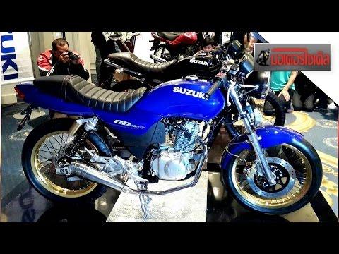 SUZUKI GD110 เปิดราคากระชากใจ 39,900 บาท พร้อมนโยบายใหม่ 2558