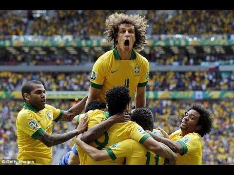 Brazil's 23-man squad for the World Cup-Brezilya dünya kupası kadrosunu açıkladı