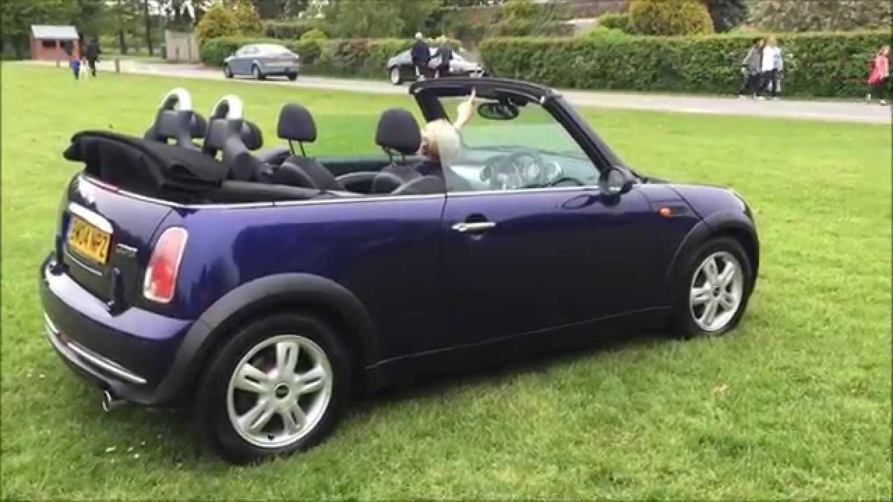 Mini Cooper Convertible For Sale On Ebay Youtube
