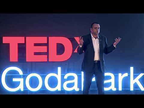 Saving The Sparrows Of India From Extinction   Mohammed Dilawar   TEDxGodaPark