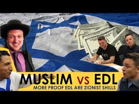 MUSLIM Vs EDL | Shamsi & Danny Tommo, Tommy Robinson Supporter | Speakers Corner