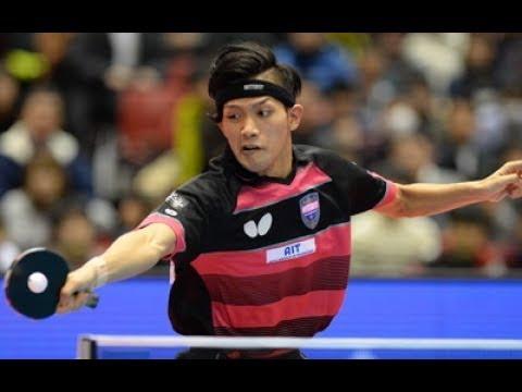 YOSHIMURA Kazuhiro Vs SHAMRUK Gleb | MS | U21 | China Open 2017